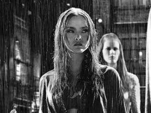 Devon Aoki in Sin City