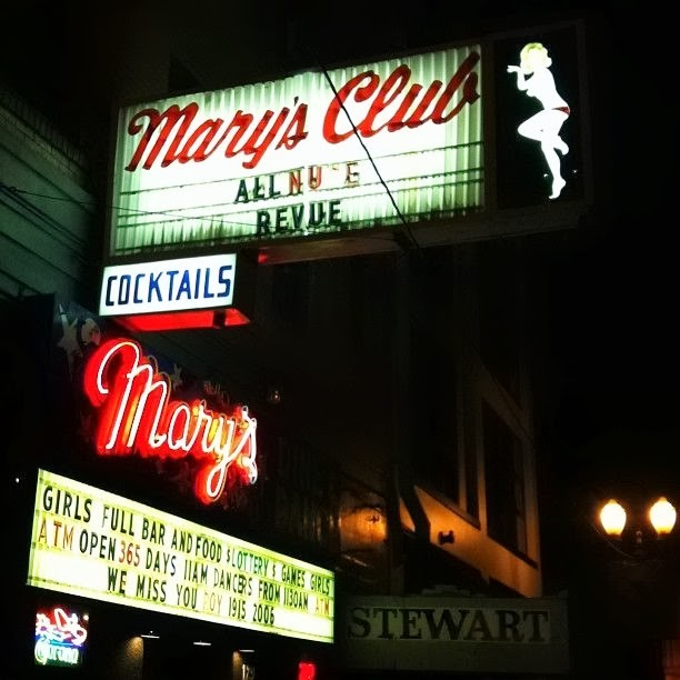 Marys strip club portland
