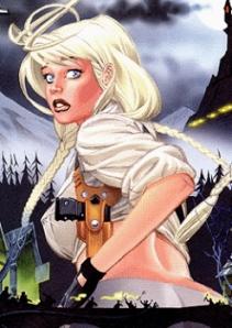MST 2 Elsa blonde 2