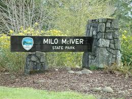 Mciver park sign