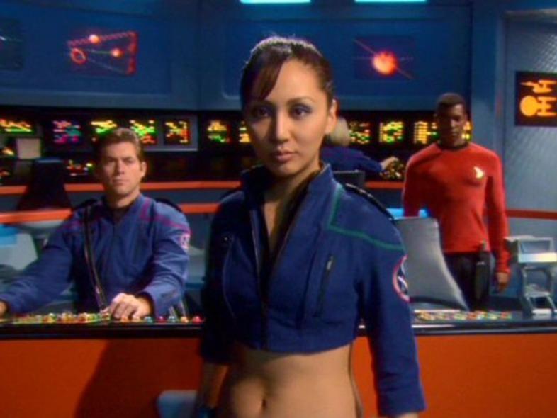 Dream Team: Star Trek | Dave's Corner of the Universe