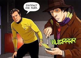 star trek and who