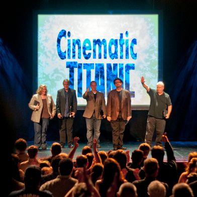 Cienmatic titanic