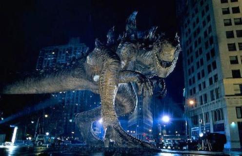 Godzilla- GINO