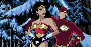 Wally and diana