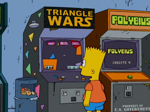 Simpsons poly