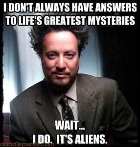 life aliens