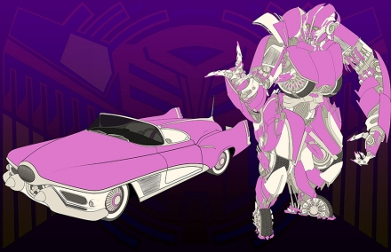monas autobot