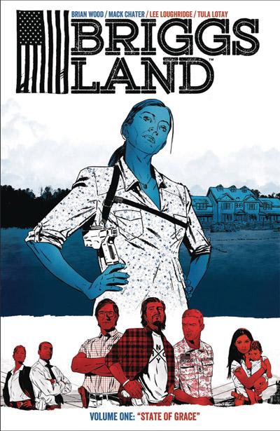 b riggs land