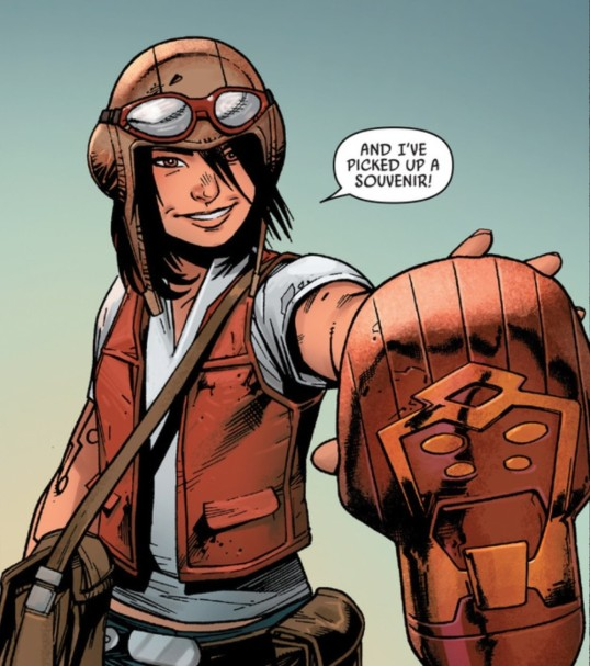 dr aphra