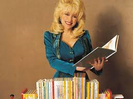 dolly and books