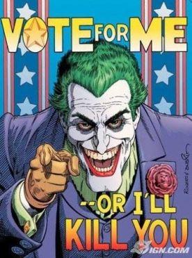 joker president
