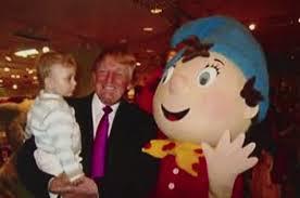 trump and elf