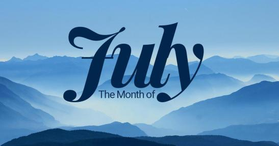 the-month-july