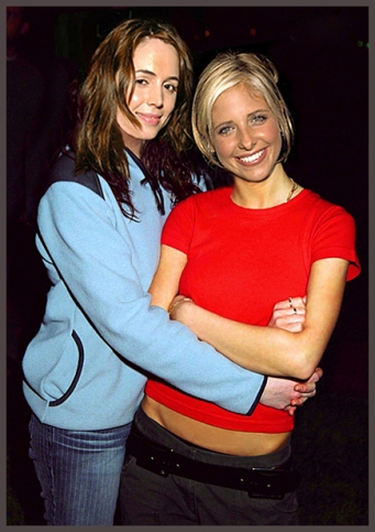 Eliza and michelle